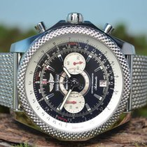 Breitling Bentley Supersports Limited Edition, UNGETRAGEN,...