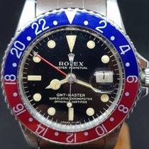 Rolex GMT-Master Ref. 1675 Gilt