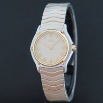 Ebel Classic Wave Gold / Steel Classic Wave