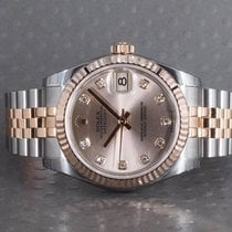 Rolex Lady-Datejust 31mm - Diamond Set