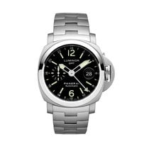 Panerai Luminor GMT Automatic Acciaio  Mens Watch PAM00297
