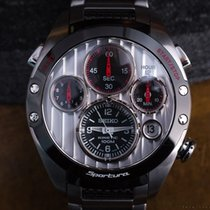 Seiko Sportura Honda Racing Ltd. xxx/750 Steel/Carbon