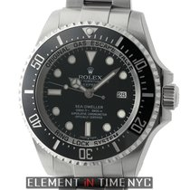 Rolex Sea-Dweller Deepsea Stainless Steel 44mm
