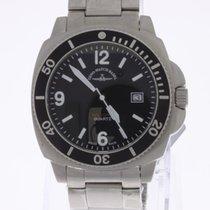 Zeno-Watch Basel Diver Look Square Watch Quartz NEW