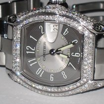 Cartier Roadster Large Diamonds