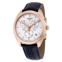 Tissot PR100 Silver Dial Chronograph Men's Watch