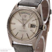 Rolex Vintage Day Date Ref-1803 18k White Gold Bj-1965