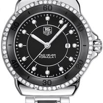 Ταγκ Χόιερ (TAG Heuer) Formula 1 Steel and Ceramic Diamond...