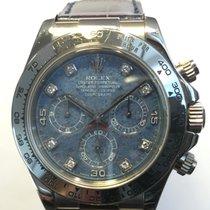 Rolex Daytona Cosmograph Sodalite Diamond Dial Ref:116519