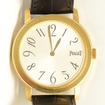 Piaget Altiplano 18k Yellow Gold 50920 with Box and Paper