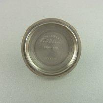 Rolex Gmt Deckel Aus Edelstahl Ref 16750 Vintage Steel Case Back