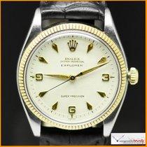 Rolex Explorer Ref 5501 Honeycomb Dial Rare