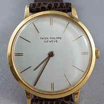 Patek Philippe Calatrava 33 mm Men's 1970s wrist watch 18k...