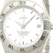 Omega Polished Omega Constellation Ernie Els Ltd Automatic...