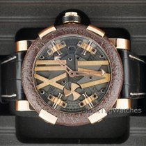 Romain Jerome Titanic-DNA Steampunk 18k Rose Gold Limited