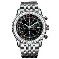 Breitling OR. NAVITIMER WORLD CH AUT A/A