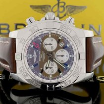 Breitling Chronomat 01 Chronograph Brown Dial 44MM Mens Watch...