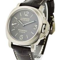 Panerai PAM00564 Pam 564 - Luminor Marina 8 days Titanio in...