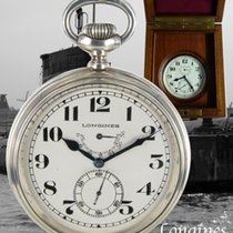 Longines B-Uhr im Holzkasten