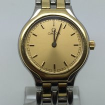 Omega LADY STEEL/GOLD PLATED NICE CONDITION