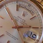 Rolex DAYDATE GG REF 18078 Borke ARAB DISK B&P Rolex Revi...