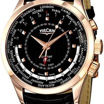 Vulcain Aviator Cricket GMT 2009 100535.223L