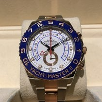Rolex Yacht-Master II 44mm Steel and Gold B&P