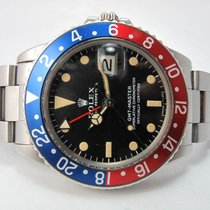Ρολεξ (Rolex) 1970 GMT Master Pepsi Mark I Long E Matte Dial...