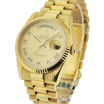 Rolex Unworn 118238 Mens Day - Date President with Fluted...