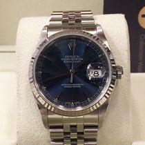 Rolex Datejust 16234 Blue Dial