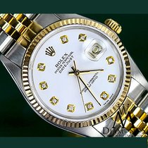 Rolex Lady Rolex 31mm Datejust 18k Yellow Gold Stainless Steel...