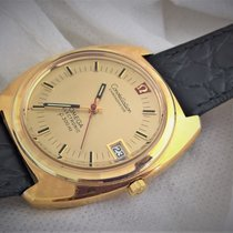 Omega Constellation chronometer, serviced