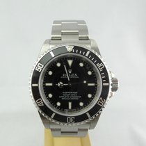 Rolex Submariner (No Date) C.o.s.c , Nos,New,Nuovo 4 scritte