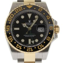 Rolex GMT-Master II 116713 Steel Gold Black Ceramic 2015...