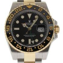 Ρολεξ (Rolex) GMT-Master II 116713 Steel Gold Black Ceramic...