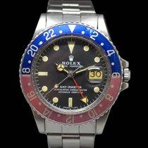Rolex GMT-Master 1675 Pink Bezel