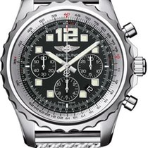 Breitling A2336035/BA68 Chronospace Chronograph in Steel - on...