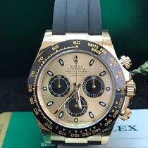 Rolex 116518 18K Yellow Gold Cosmograph Daytona [NEW]