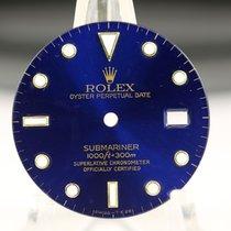 Rolex Zifferblatt für Submariner 16803 / 16808 blau