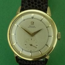 Omega Automatic 18k yellow Gold