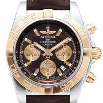 ブライトリング (Breitling) Chronomat 44 STEEL/GOLD