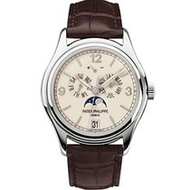 Patek Philippe 5146G-001 White Gold Men Complications 39mm [NEW]