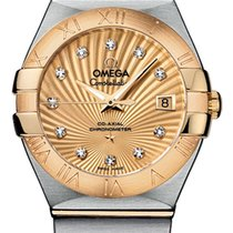 Omega Constellation Co-Axial Automatic 27mm 123.20.27.20.58.001