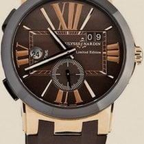 Ulysse Nardin Dual Time Executive Dual Time Limited