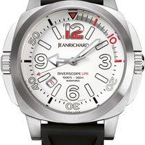JeanRichard Diverscope LPR Mens watch  List $10,400-