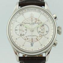 Baume & Mercier Capeland Chronograph Automatic Steel 65542