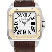 까르띠에 (Cartier) Watch Santos 100 W20072X7