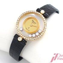 Chopard Happy Diamonds 750/18K GG - Brillanten ca. 0,84 ct TW-IF