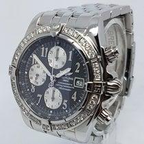Μπρέιτλιγνκ  (Breitling) Factory Diamond Bezel Chronomat...