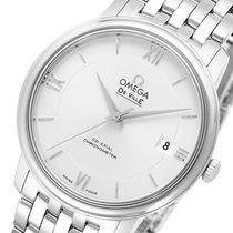 Omega デ・ビル 自動巻き メンズ 腕時計 42410372002001 シルバー